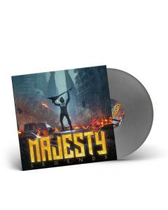 MAJESTY - Legends / SILVER LP Gatefold