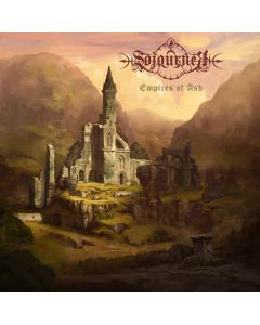 sojourner - empire of ashes digipak cd