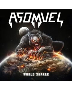asomvel - world shaker / digipak cd