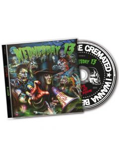 56214 wednesday 13 calling all corpses cd punk