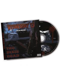 56216 wednesday 13 the dixie dead cd punk