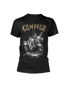 kampfar death t-shirt