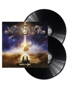 majestica above the sky black 2-lp gatefold