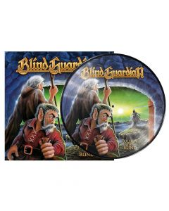 BLIND GUARDIAN - Follow The Blind / PICTURE LP Gatefold