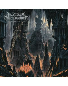 eckless manslaughter - caverns of perdition / cd