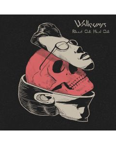 walkways - bleed out, heal out / cd