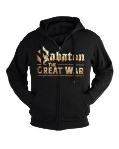 SABATON - The Great War / Zip Hoodie