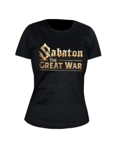 SABATON - The Great War / Girlie T- Shirt
