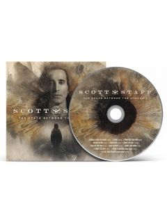 SCOTT STAPP - The Space Between The Shadows / Digipak CD