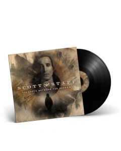 SCOTT STAPP - The Space Between The Shadows / BLACK LP Gatefold