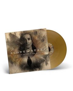 56391 scott stapp the space between the shadows gold lp hardrock