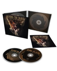 BEYOND THE BLACK - Heart of the Hurricane - Black Edition / Digipak 2-CD