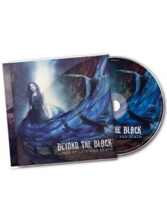 56430 beyond the black songs of love & death cd napalm edition symphonic metal
