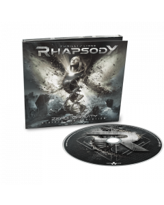 Turilli / Lione RHAPSODY - Zero Gravity (Rebirth and Evolution) / Digipak CD