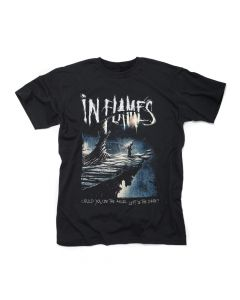 in flames voices t-shirt