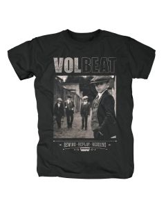 VOLBEAT - Rewind, Replay, Rebound / T- Shirt
