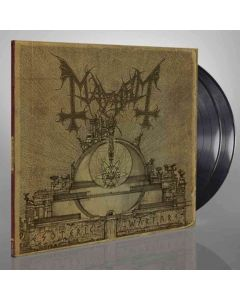 mayhem - esoteric warfare -black 2-lp gatefold