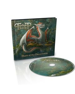 twilight force - dawn of the dragonstar - digibook cd