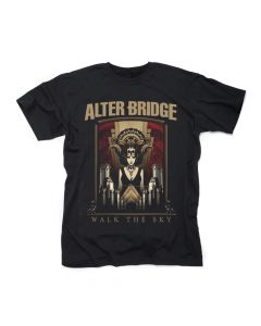 alter bridge walk the sky shirt