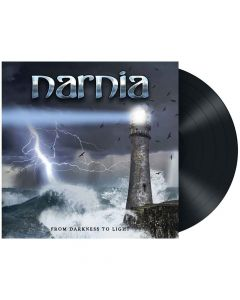 narnia - from darkness to light / black lp