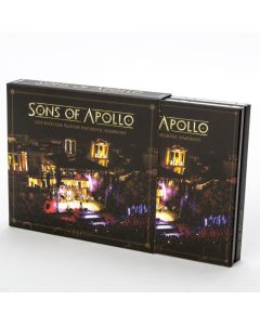 sons of apollo - live with the plovdiv psychotic symphony - 3-cd + dvd