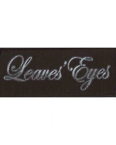leaves eyes logo patch