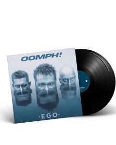 OOMPH! - Ego / BLACK 2-LP Gatefold