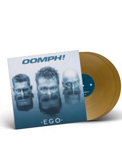 OOMPH! - Ego / GOLD 2-LP Gatefold