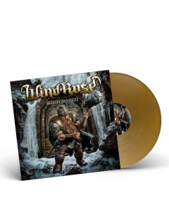 57467 wind rose wintersaga gold lp fantasy metal folk metal pagan metal