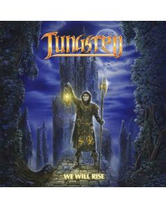 tungsten - we will rise - cd