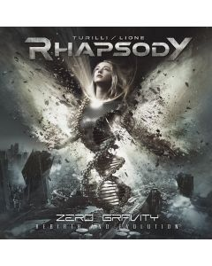 Turilli | Lione RHAPSODY - Zero Gravity (Rebirth and Evolution) - CD
