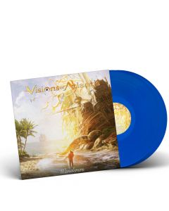 VISIONS OF ATLANTIS Wanderers OCEAN BLUE 2 LP Gatefold