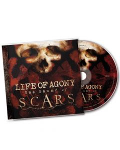 life of agony the sound of scars cd