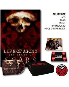 57601 life of agony the sound of scars deluxe boxset crossover groove metal