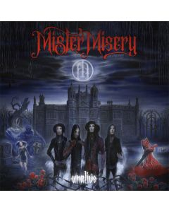 mister misery unalive cd