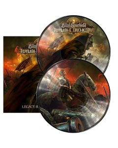 blind guardians twillight orchestra - legacy of the dark lands - picture 2- lp gatefold