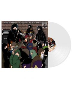 pungent stench & doctor heathen scum of the mentors - #rapemetoo - white lp