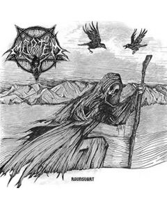 mortem - ravnsvart - cd