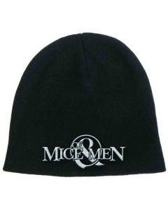 of mice & men logo beanie