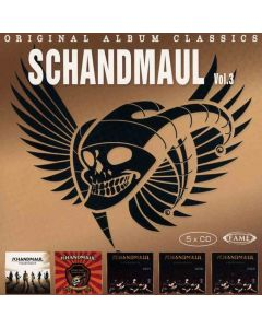 SCHANDMAUL - Original Album Classics II / 5-CD Box