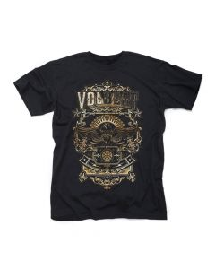 volbeat old letter shirt