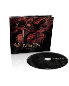 as i lay dying - shaped by fire - digipak cd