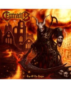 entrails rise of the reaper digipak cd