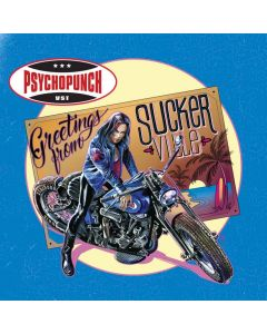 psychopunch - greetings from suckerville - cd - napalm records