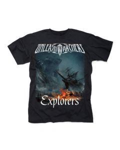 58188-1 unleash the archers explorers t-shirt
