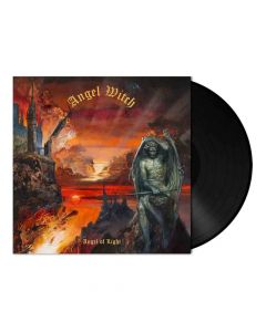angel witch - angel of light - black lp - napalm records