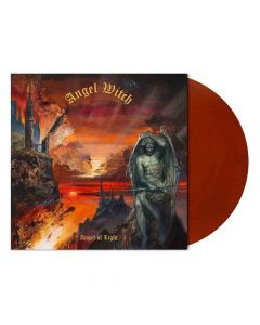 angel witch - angel of light - marbled lp - napalm records