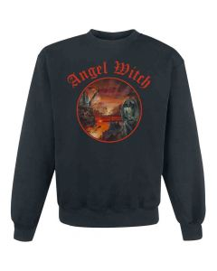 angel witch angel of light sweater napalm records