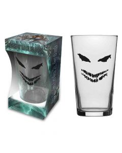 disturbed evolution beer glass