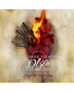 the dark element feat anette olzon songs the night sings cd